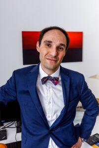 Armin Sanjari   Gründer der IT-Wings