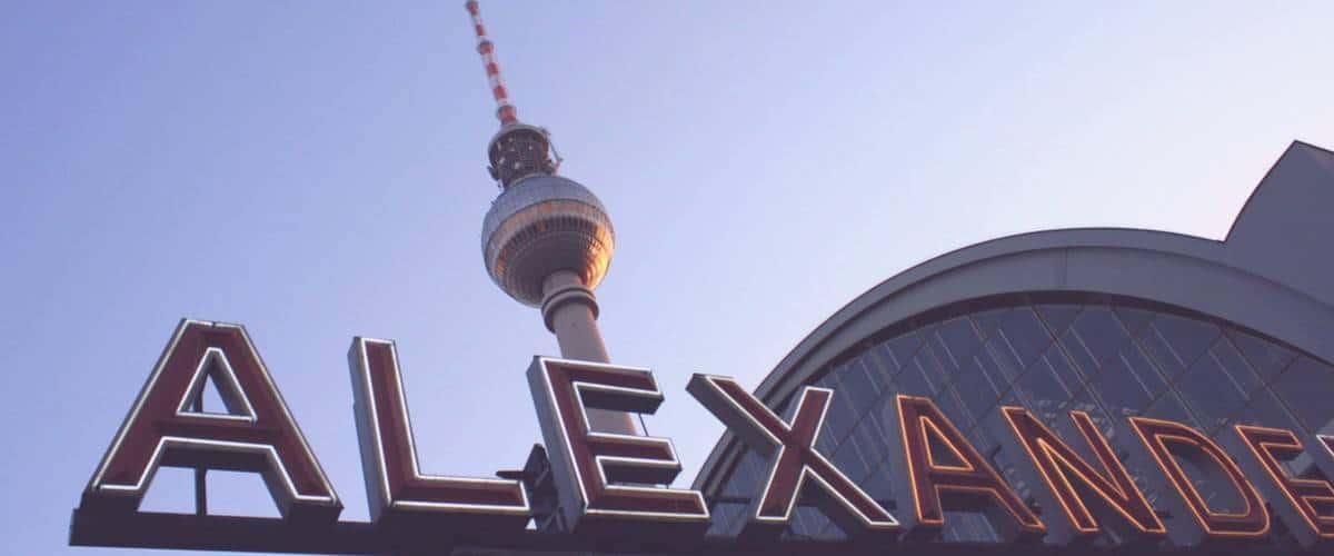 Berlin Alexanderplatz + Fernsehturm