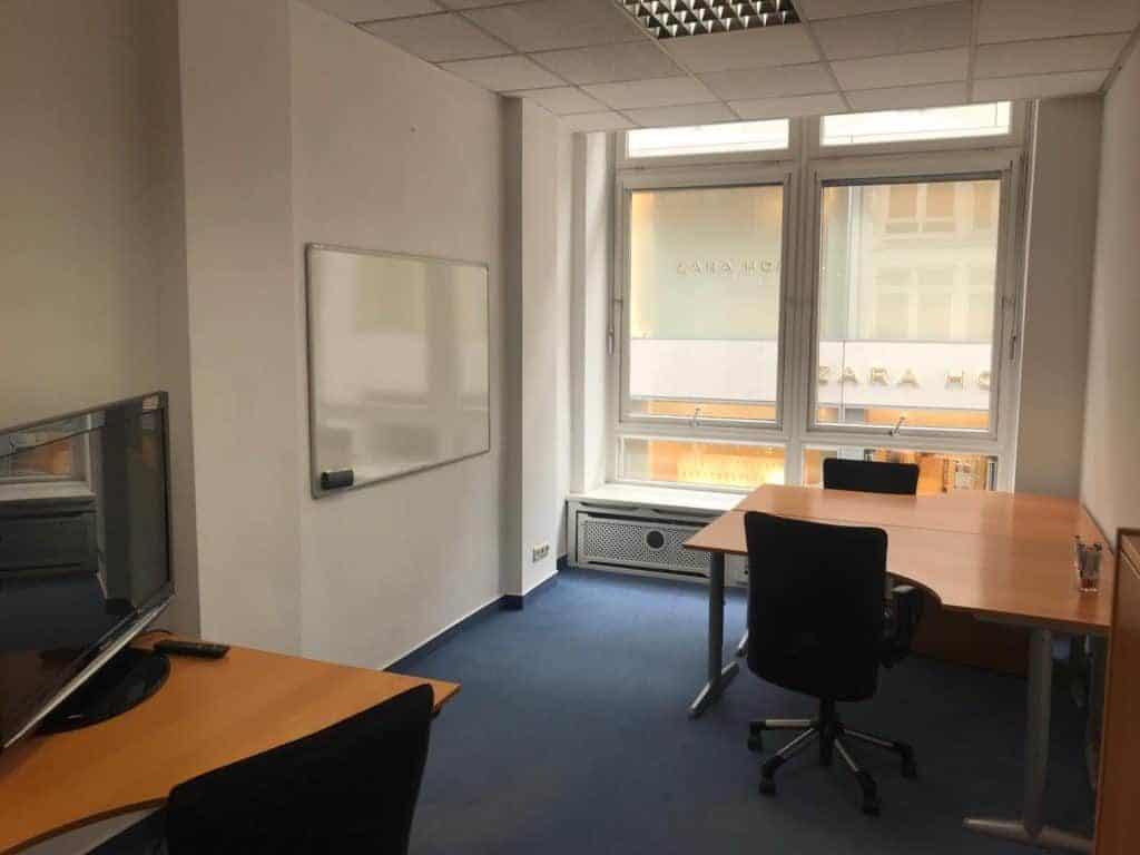 Mehr als nur ein Arbeitsplatz - Einblick ins Büro von MyDearCaptain