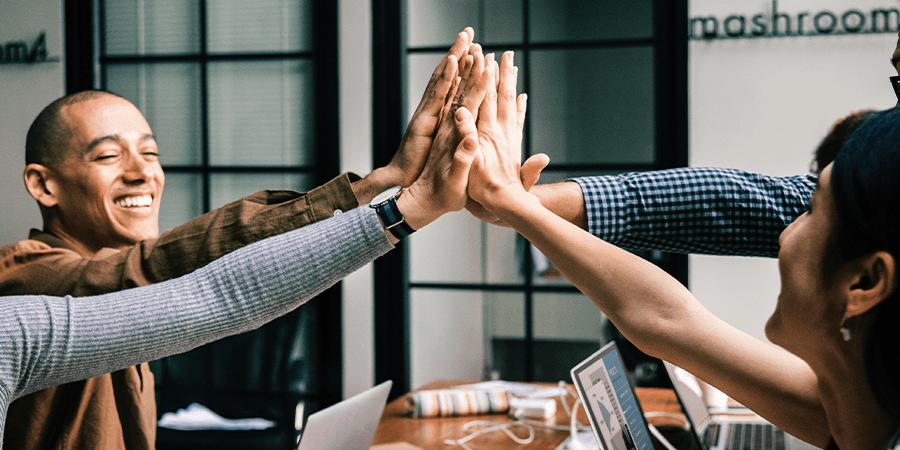 Innovative Büroideen – so fühlen sich Mitarbeiter wohl!