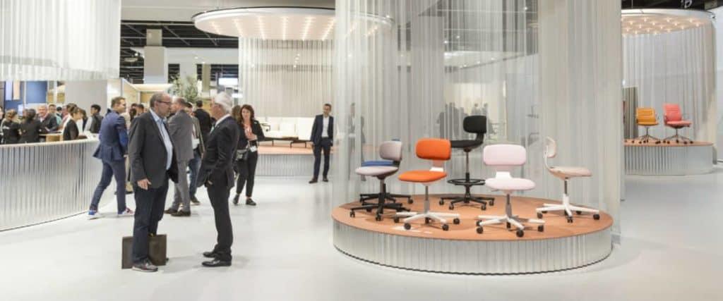 Orgatec Review: Flexible Bürolösungen im Fokus - shareDnC