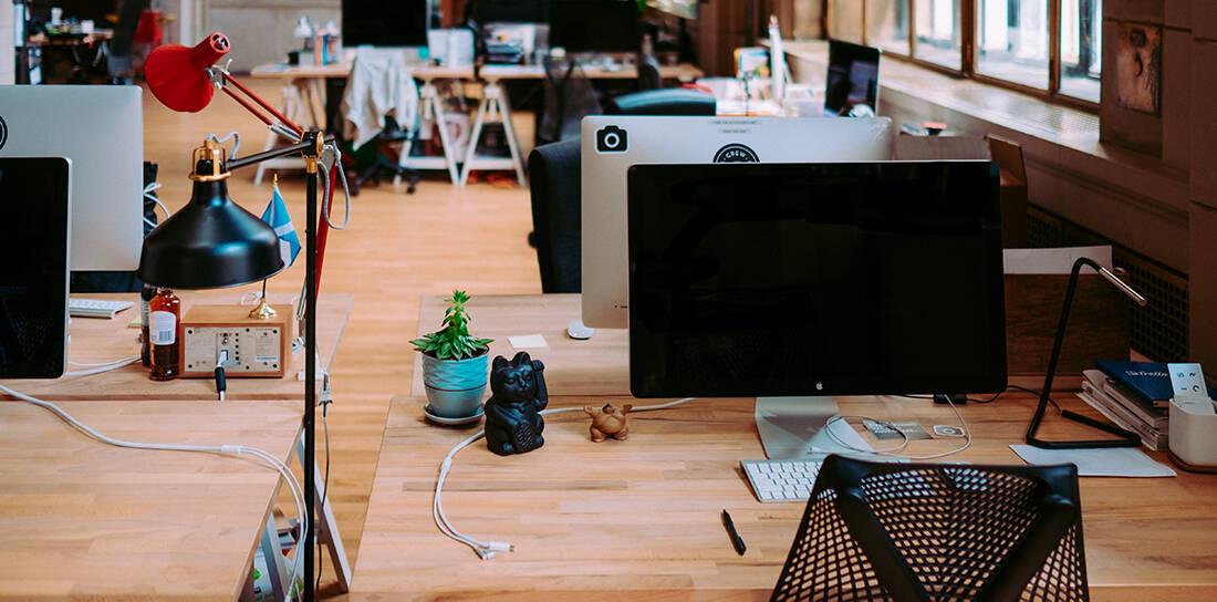 Büroorganisation und Planung
