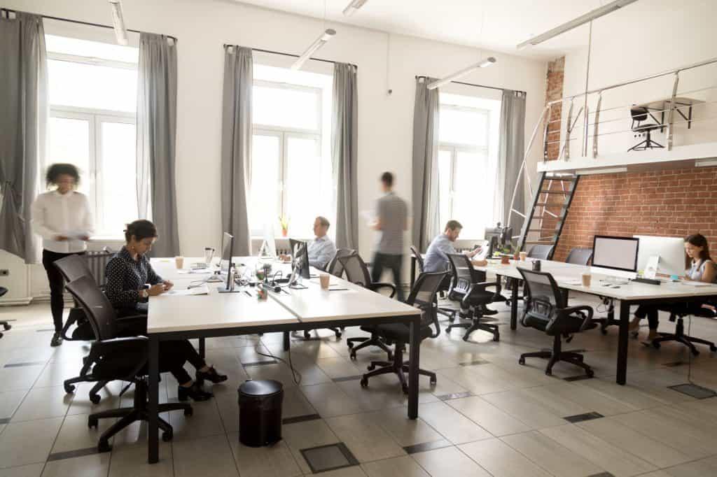 Bürogemeinschaft