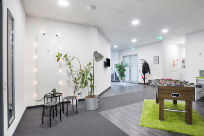 Top angebundene Serviced Offices und Coworking in Rödelheim