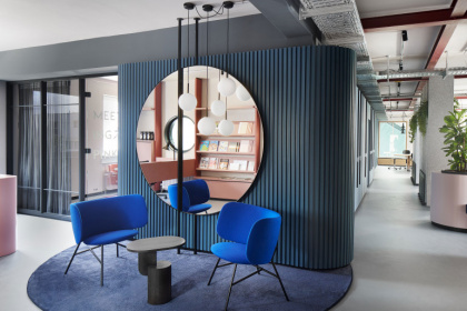 Co-Working Space of the Year- Office & Meeting