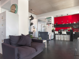 Professionelle Serviced Offices und Coworking mit Loftcharacter