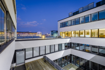 Co-Working Space - Modern und flexibel gestaltbar