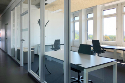 (Co-) Working Spaces in Stuttgart-Vaihingen