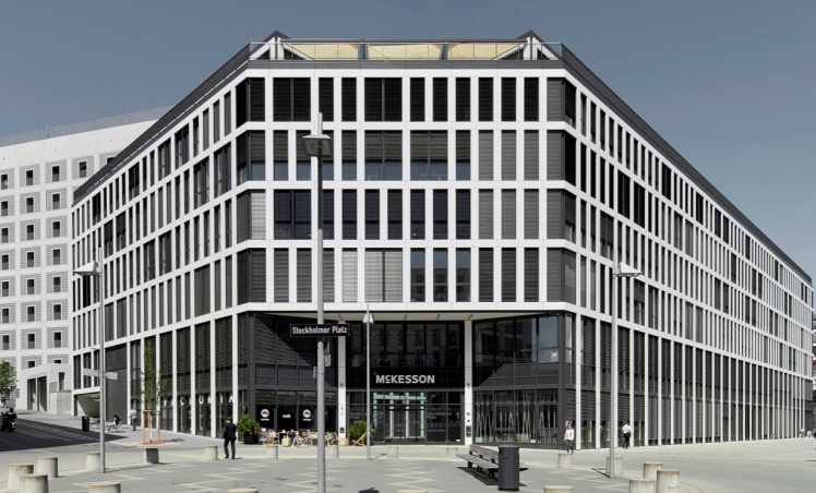 Shared Office Stockholmer Platz Stuttgart Mitte