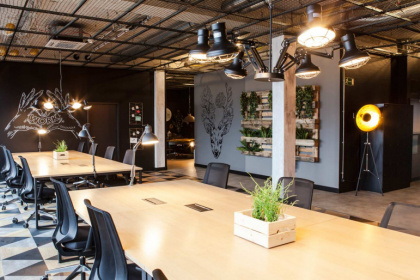 New coworking Space in Bremens historical city center