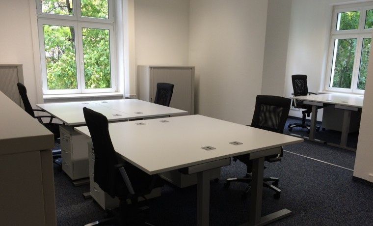 Coworking Space Hölderlinplatz Stuttgart West