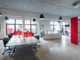 Coworking Space Kölner Str. Frankfurt am Main Gallus