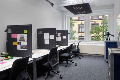 Design Offices - Modernes & professionelles Coworking im Westendcarree