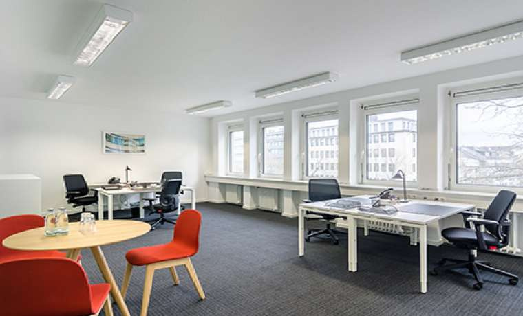 Shared Office Berliner Allee Düsseldorf Carlstadt