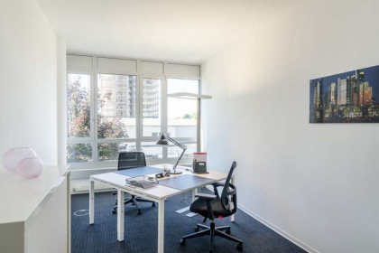 Flexible Büros und CoWorking im Business Park in Eschborn