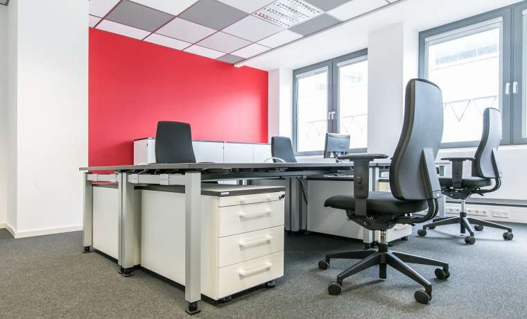 Coworking Space Zeil Frankfurt am Main Innenstadt
