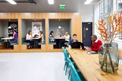 Innovatives Coworking Space -