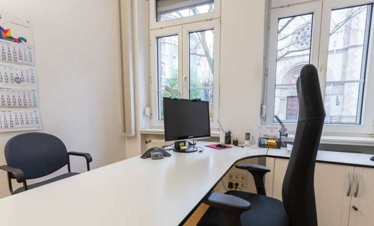Coworking Space Koselstrasse Frankfurt am Main Nordend