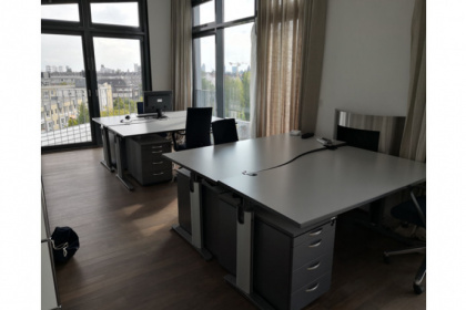 Co-Working im Penthouse-Loft